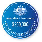 Australian Government $250,000 Guaranteed Deposits
